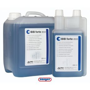 BIB Forte eco, Flüssigkonzentrat zur nicht proteinfixierenden Reinigung und Desinfektion von Instrumenten