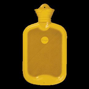 2,0 Liter Wärmflasche, Farbe: gelb