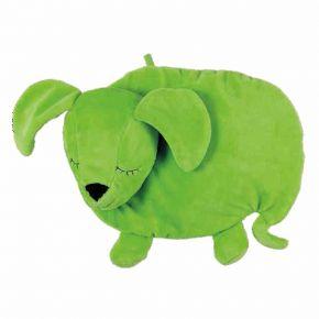 """Körnerkissen """"Fiffy"""" mit Kirschkernfüllung, grün"""