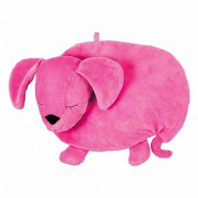 """Körnerkissen """"Fiffy"""" mit Kirschkernfüllung, pink"""