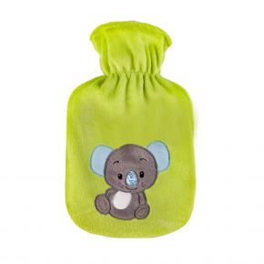 """0,8 Liter Wärmflasche mit Velourbezug """"Koala Chloe"""""""