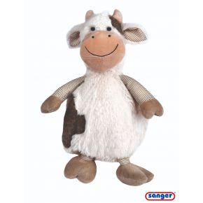 Kuh Frieda, gefüllt mit Kirschkern, 30 x 25 cm