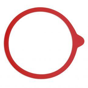 Einkochringe | Größe: 94x108mm, Farbe: rot